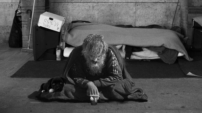 Non diventare povero come quest'uomo